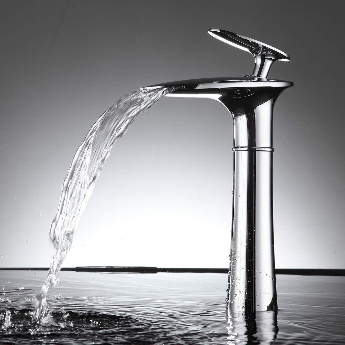 Bad Wasserhahn Badarmatur In 2020 Waschbecken Armaturen Badezimmer Chrom Waschtischarmatur