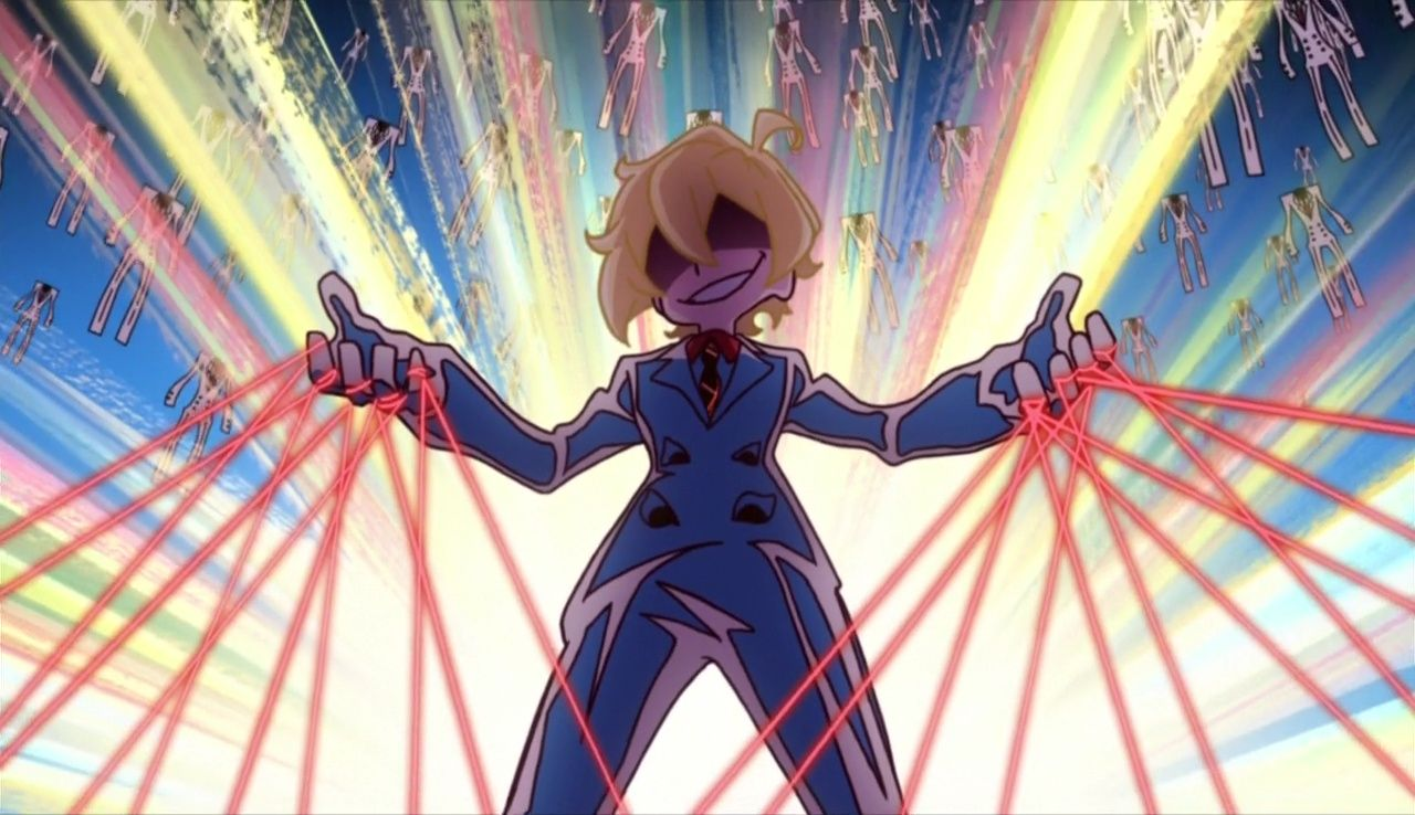 Space Patrol Luluco anime review