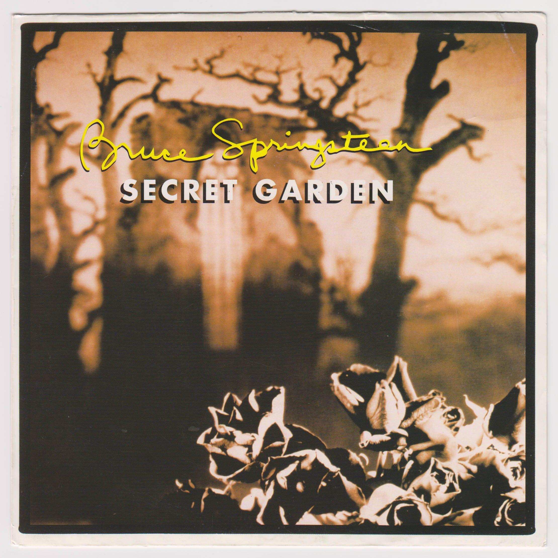 Bruce Springsteen Secret Garden / Thunder Road [Live