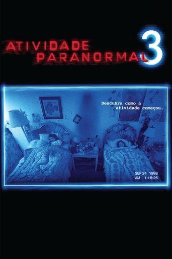 Assista Atividade Paranormal 3 No Cine Hd Online Paranormal Activity 3 Paranormal Activity Paranormal