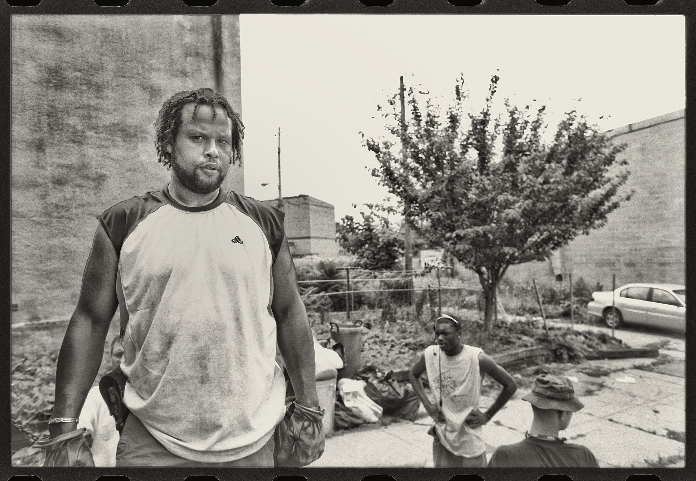 On the set of The Wire. Baltimore. Maryland film photographer ...