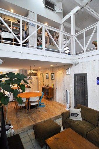 湘南のサーファーズハウス海を気持ちよく楽しめるカリフォルニアスタイルの家 家 自宅で 新築 インテリア