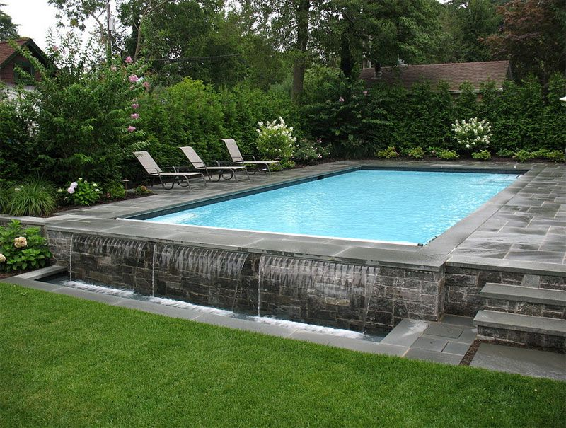 Best 25 above ground swimming pools ideas on pinterest for Above ground pool designs