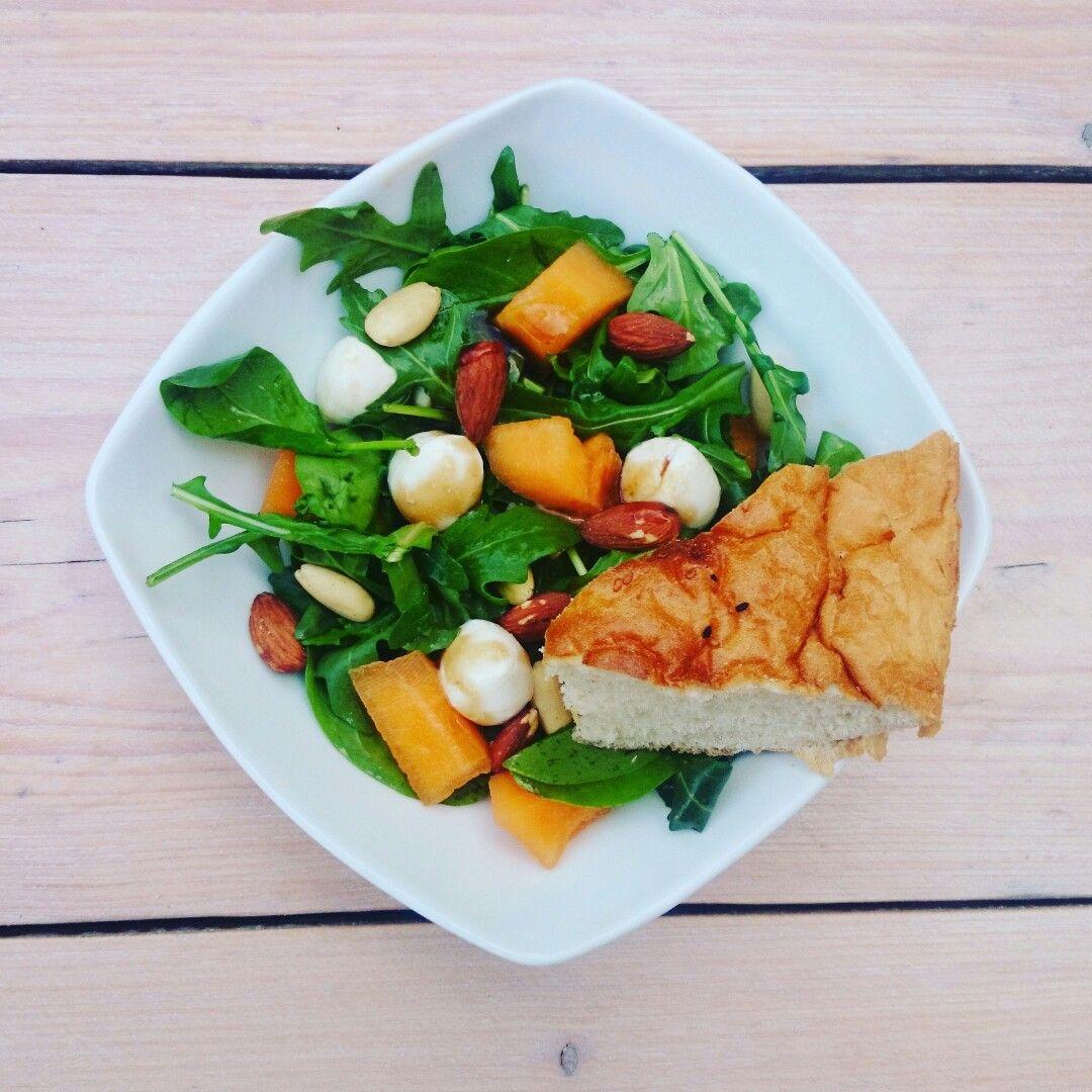 Summertime lunch