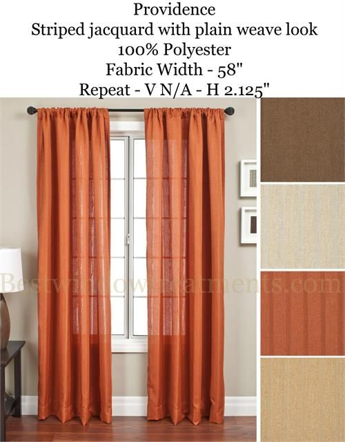 Providence Woven Curtain Drapery Panels Bestwindowtreatments Com Living Room Decor Curtains Curtains Living Room Drapes #rust #curtains #for #living #room