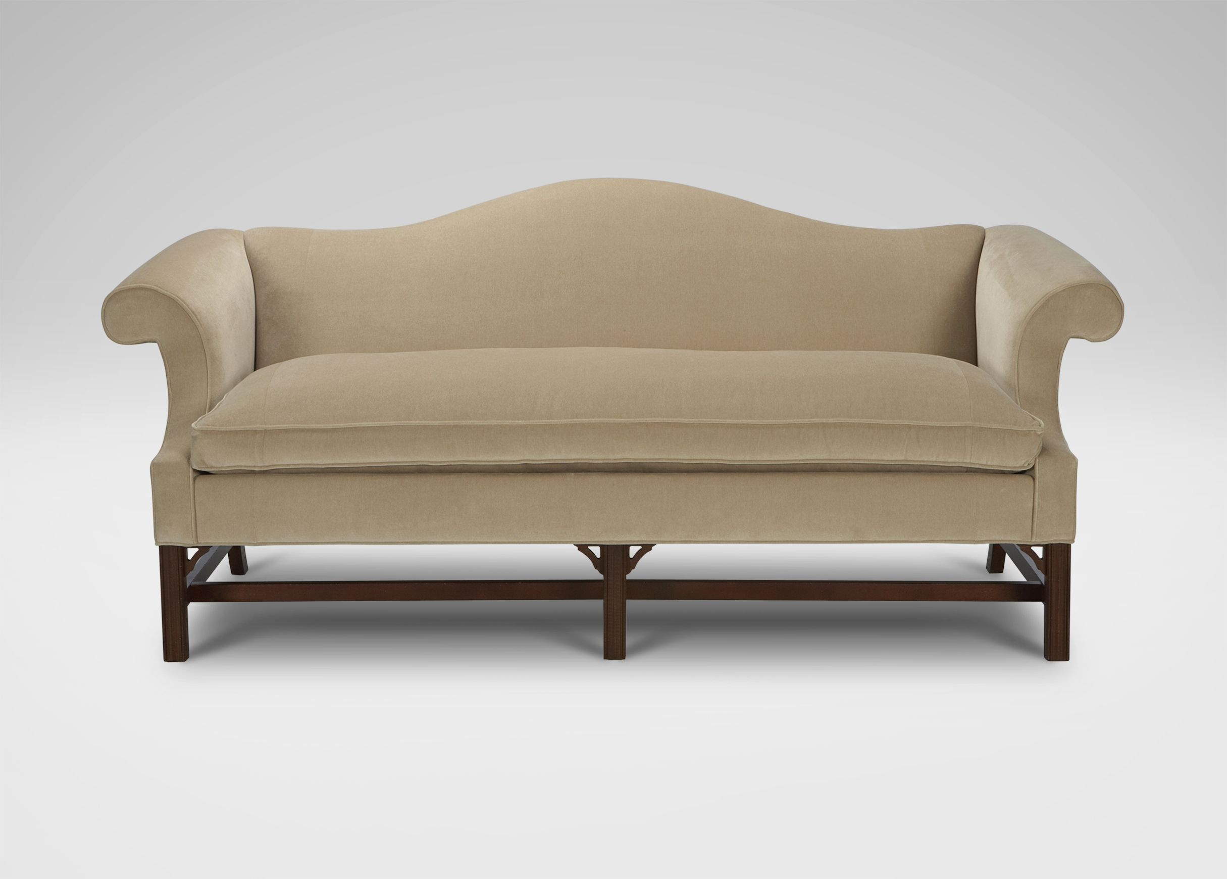 ethan allen camelback sofa by soulandlovedesigns on etsy 725 00 rh pinterest com