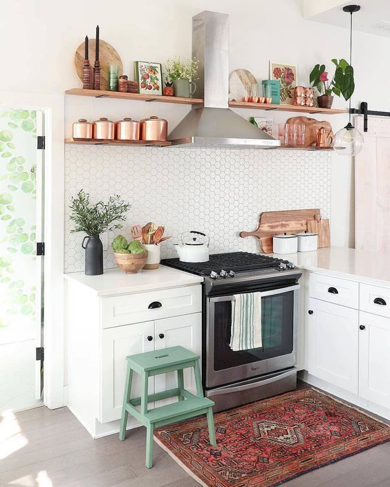 60 best small kitchen design ideas for your tiny space home designs rh pinterest es