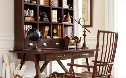 perfect secretary desk furniture desk hutch cherry wood desk rh in pinterest com