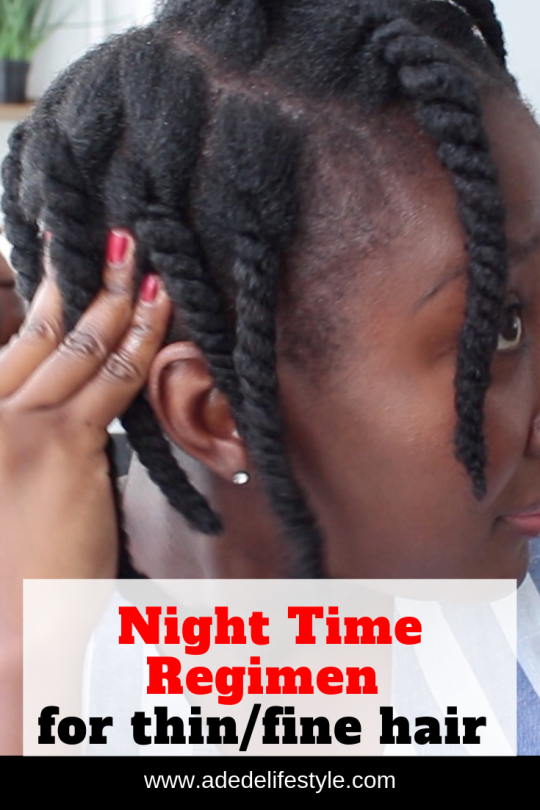 Night time regimen for thin fine hairfine Most women objective practically having lovely shiny hair They use a broad variety of hair care products with shampoos condition...