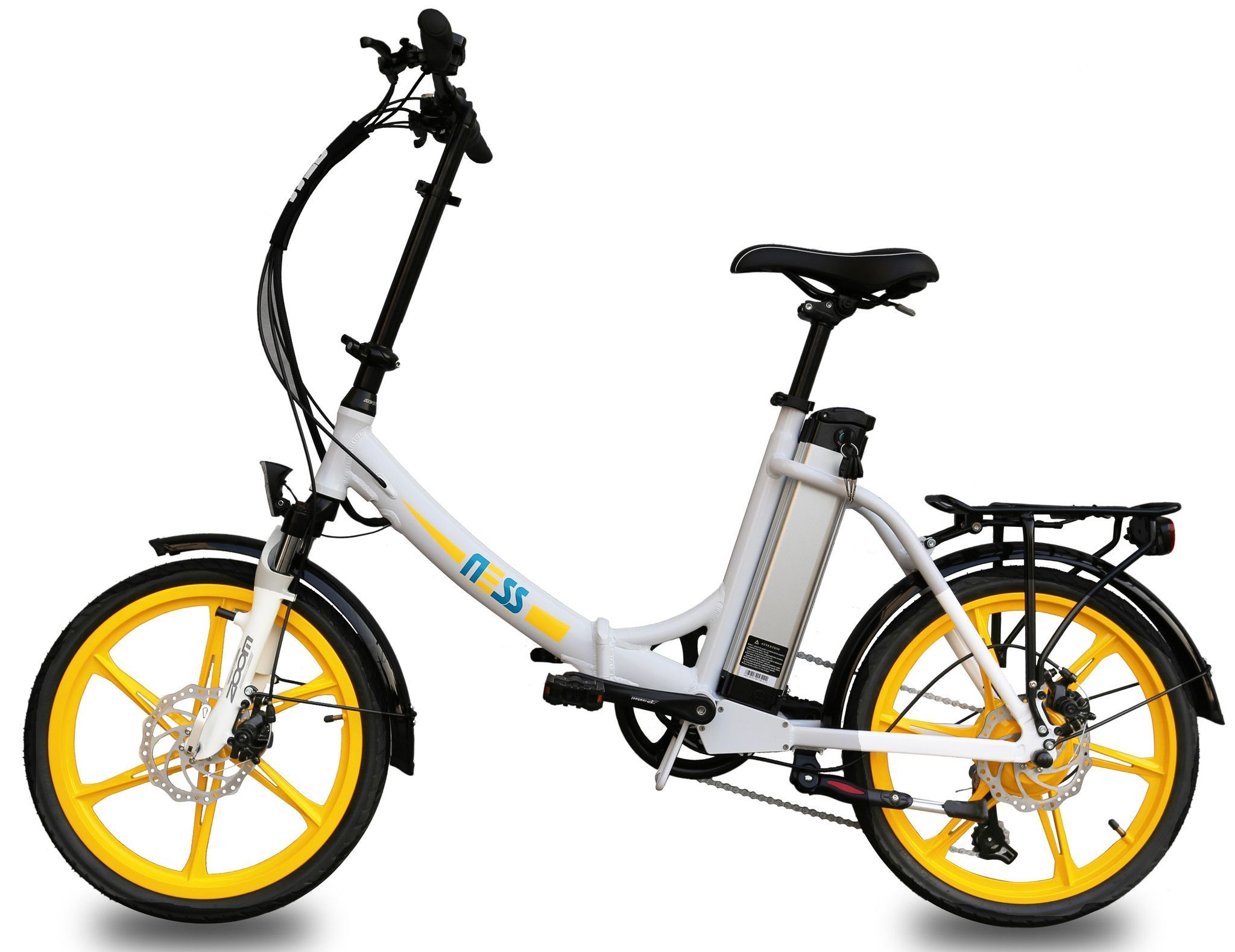 Ness Icon Folding Electric Bike Folding Electric Bike Bike Bicycle