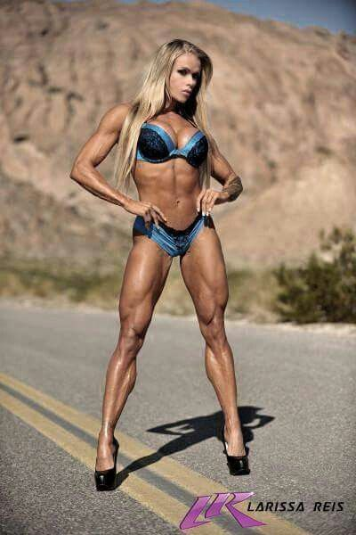 Comics Super muscle and sexyfemale bodybuilders