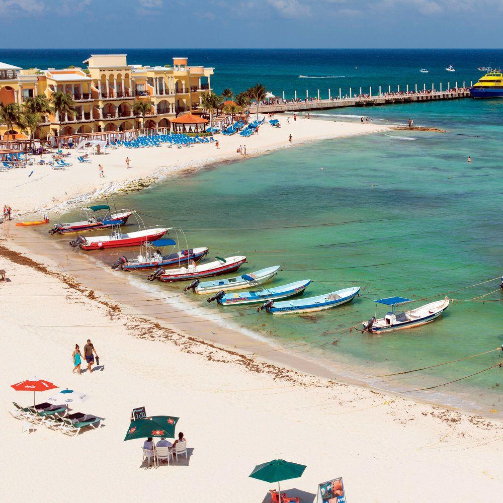 best places to live playa del carmen mexico immigration living rh pinterest com
