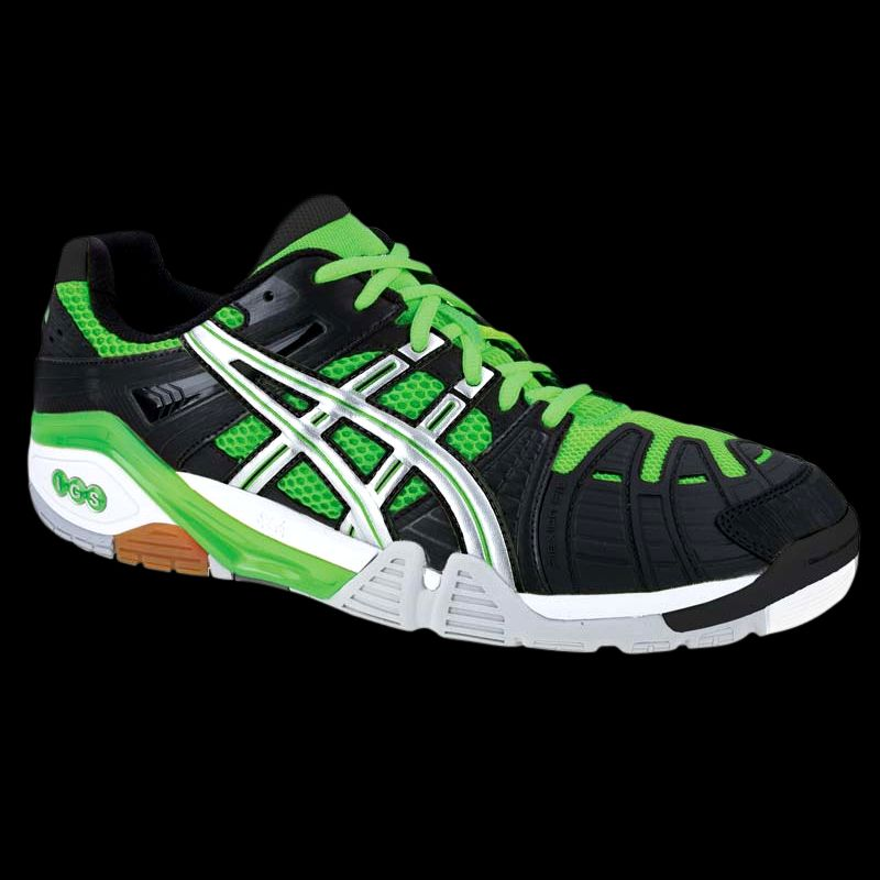 asics gel progressive green