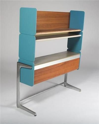 Action Office Filing Cabinet By George Nelson For Herman Miller, C.