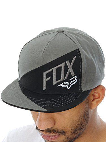 Cap Fox Head Flatbill Snapback ~ Superpuestas  740eede652a