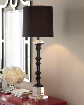 pacifica buffet lamp for my home buffet lamps contemporary rh pinterest com