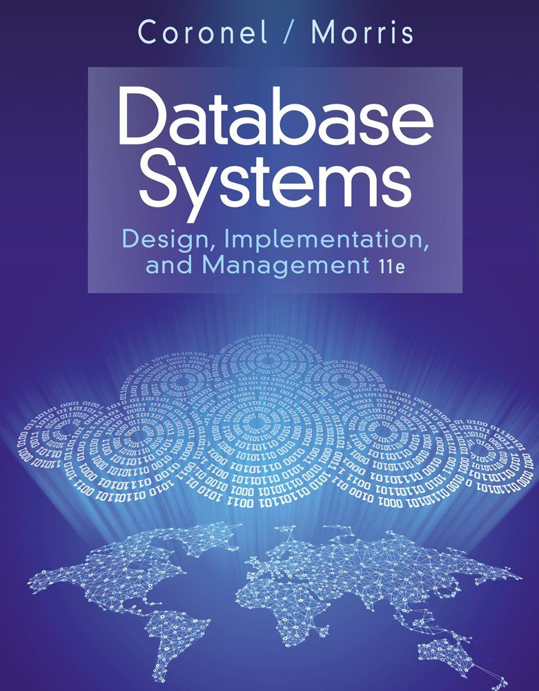 Database Systems Design Implementation and Management 11th Edition