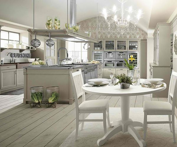 farmhouse style kitchen interior by minacciolo english mood rh pinterest com