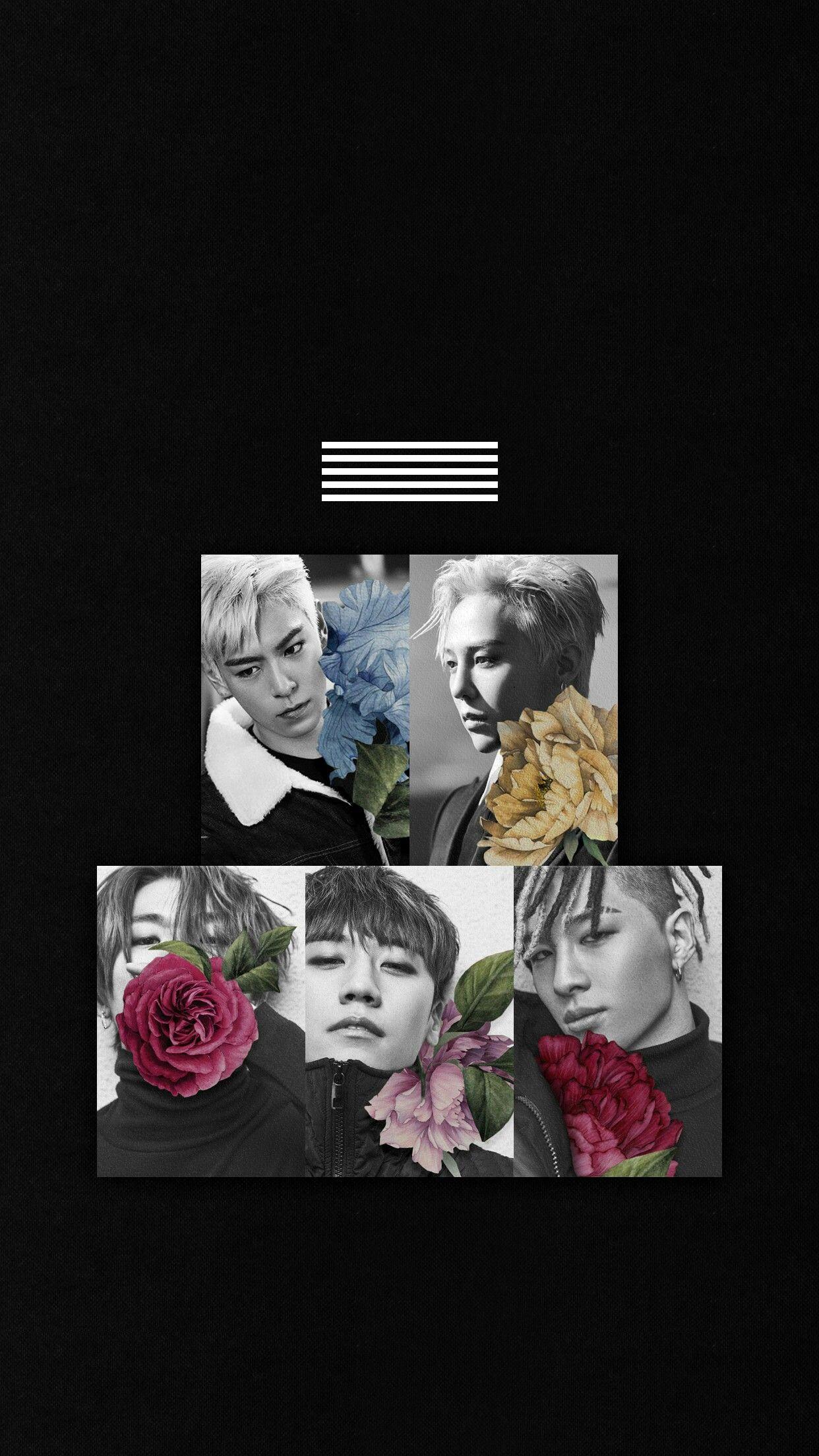 Foreverwithyou Bigbang Bigbang 壁紙 Iphone 壁紙 ビッベン