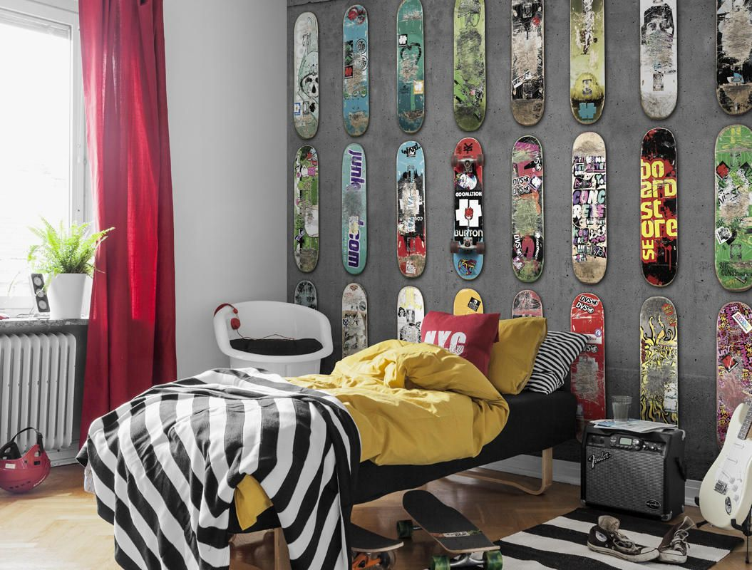 excellent funky wallpaper for house. super realistic and tasteful wallpapers by mr perswall 1 thumb 16072 Super  Realistic Tasteful Wallpapers Mr Perswall Create Your Modern Enclave teenage drenge v relser Google s gning House Pinterest