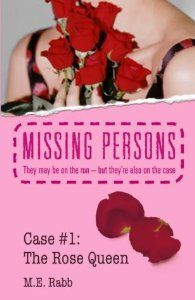 I remember loving the 'Missing Persons' series so much as a young teen. They were light and fun - the Missing Persons series by M. E. Rebb