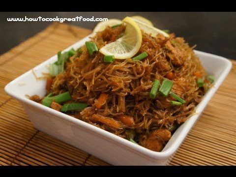 filipino food gisadong bihon recipe tagalog english chicken filipino food gisadong bihon recipe tagalog english chicken noodles pinoy cooking youtube forumfinder Images