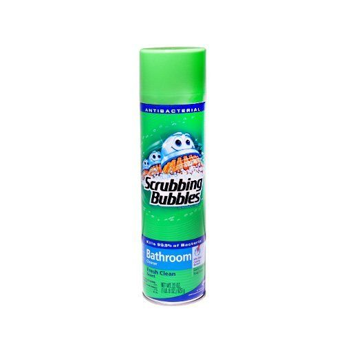 scrubbing bubbles 39572 22oz dow bathrm cleaner by scrubbing bubbles rh pinterest it