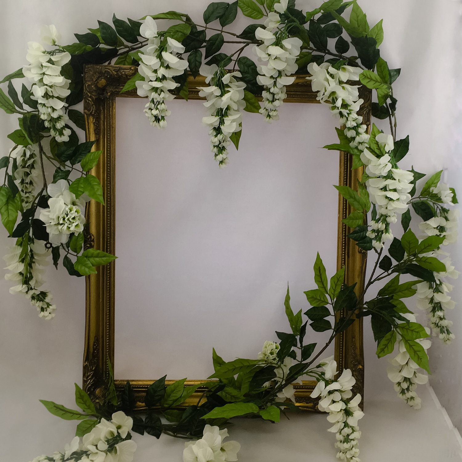 210cm Wisteria Garland Ivory In 2020