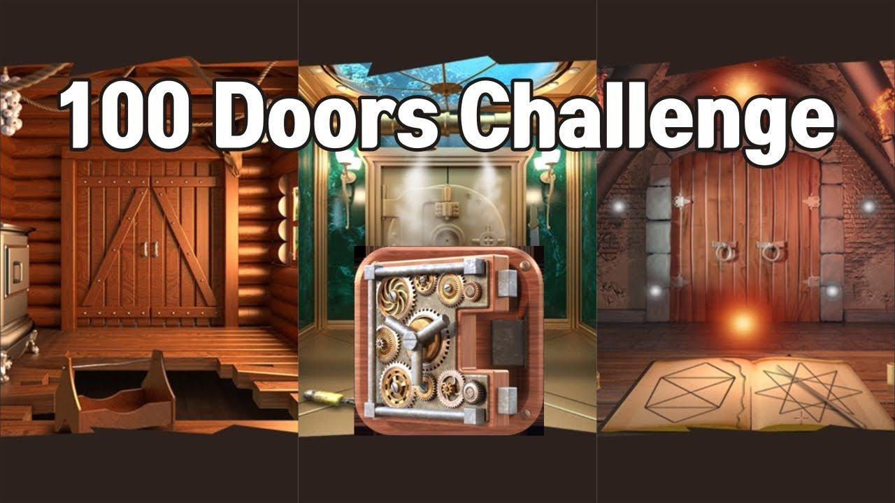 Gameplay 100doorschallenge Baileygameplay 100 Doors Challenge Level 1 10