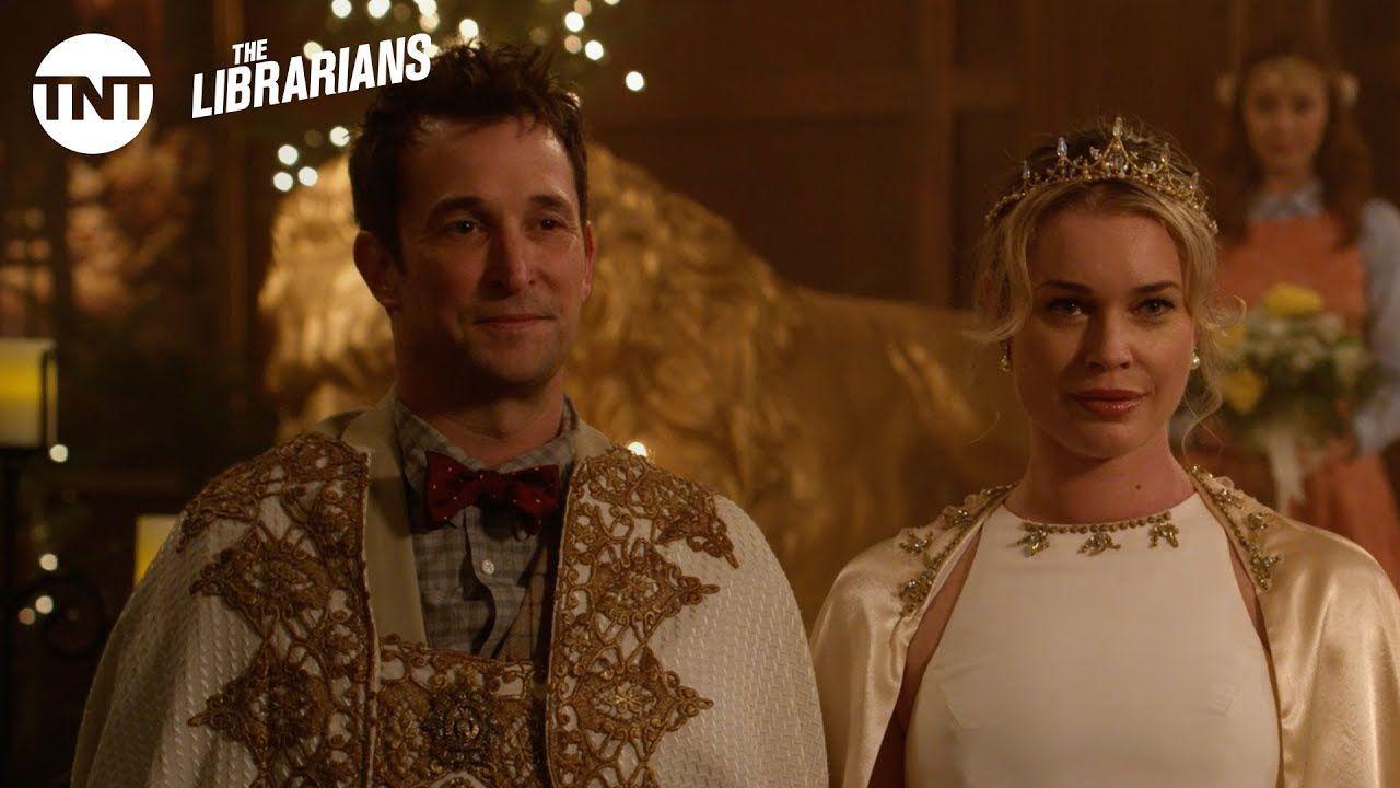 The Librarians Season 4 Premiere December 13! [TRAILER