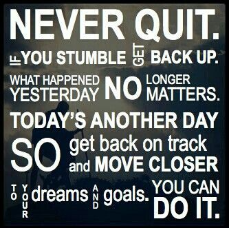 Never Quit. #health #fitness #success #motivate #motivation #motivated  #succeed #gym #workout #rippe… | Inspirational quotes, Positive quotes,  Inspirational words