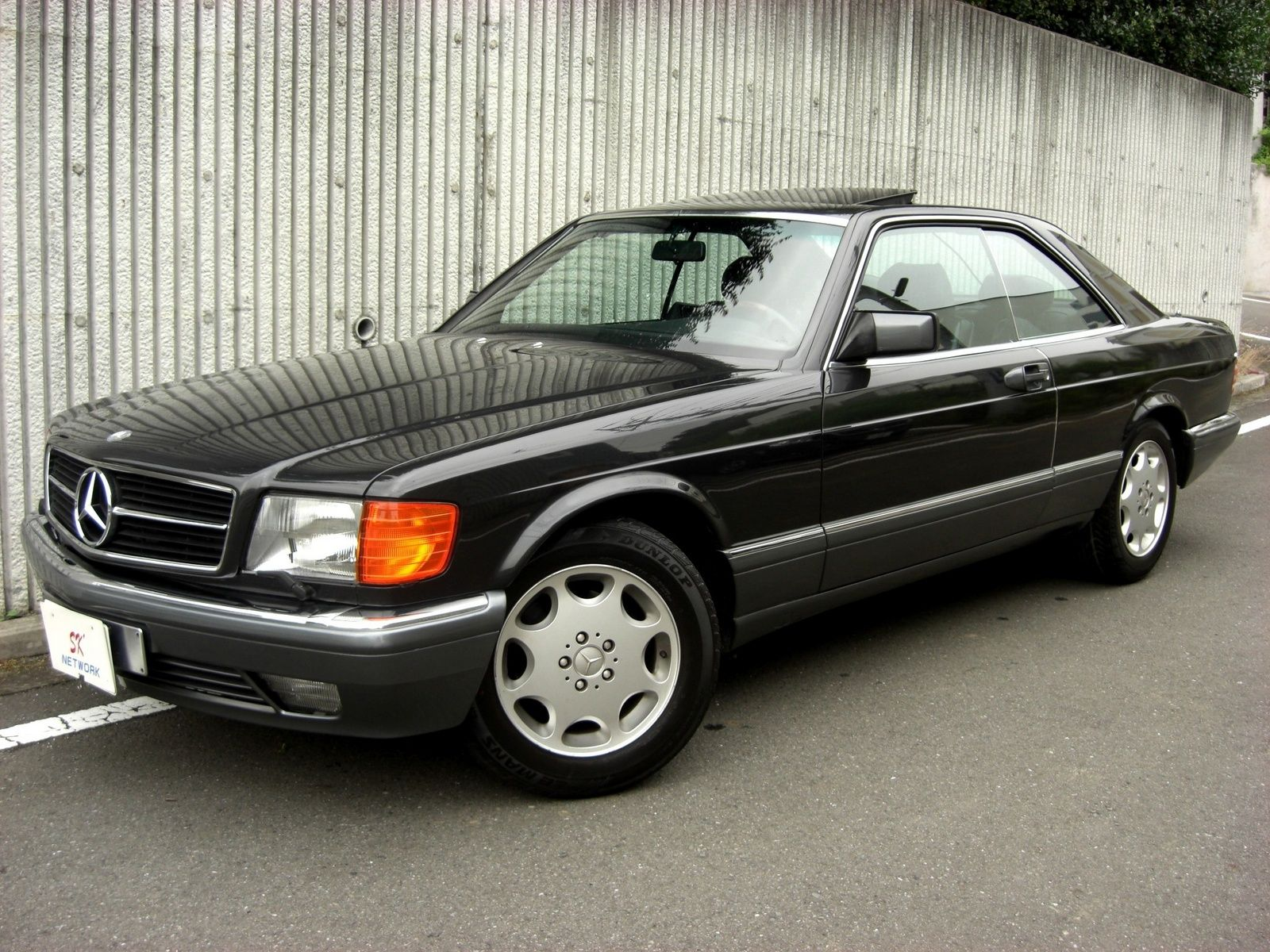 1990 mercedes benz 560sec boy oh boy can you find these for What is the cheapest mercedes benz