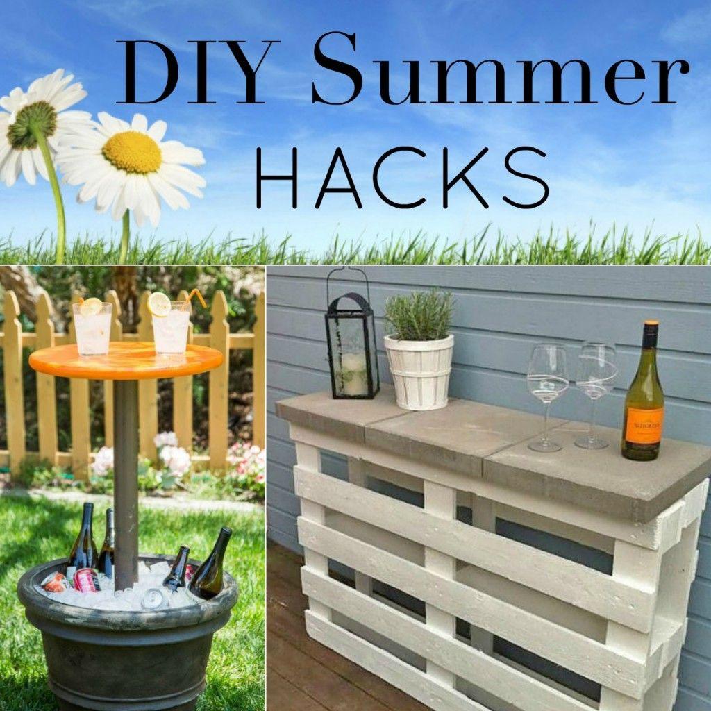 DIY Summer Hacks