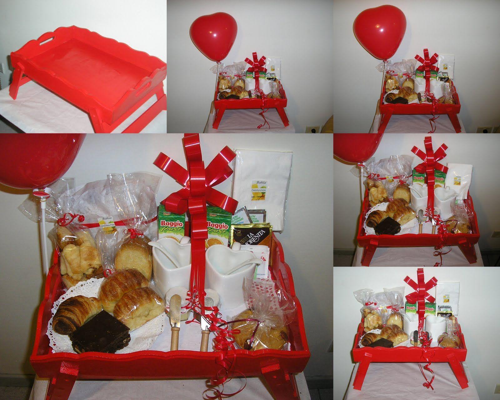 Resultado de imagen para desayuno sorpresa romantico - Sorpresas para enamorados ...