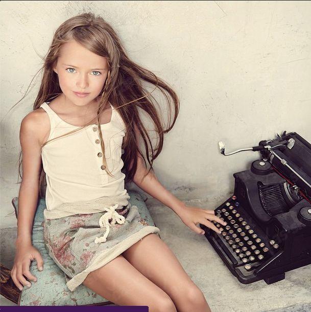 Dokonalá tvár tohto dievčatka očarila svet: Za svoju krásu vďačí génom modelky a futbalistu!
