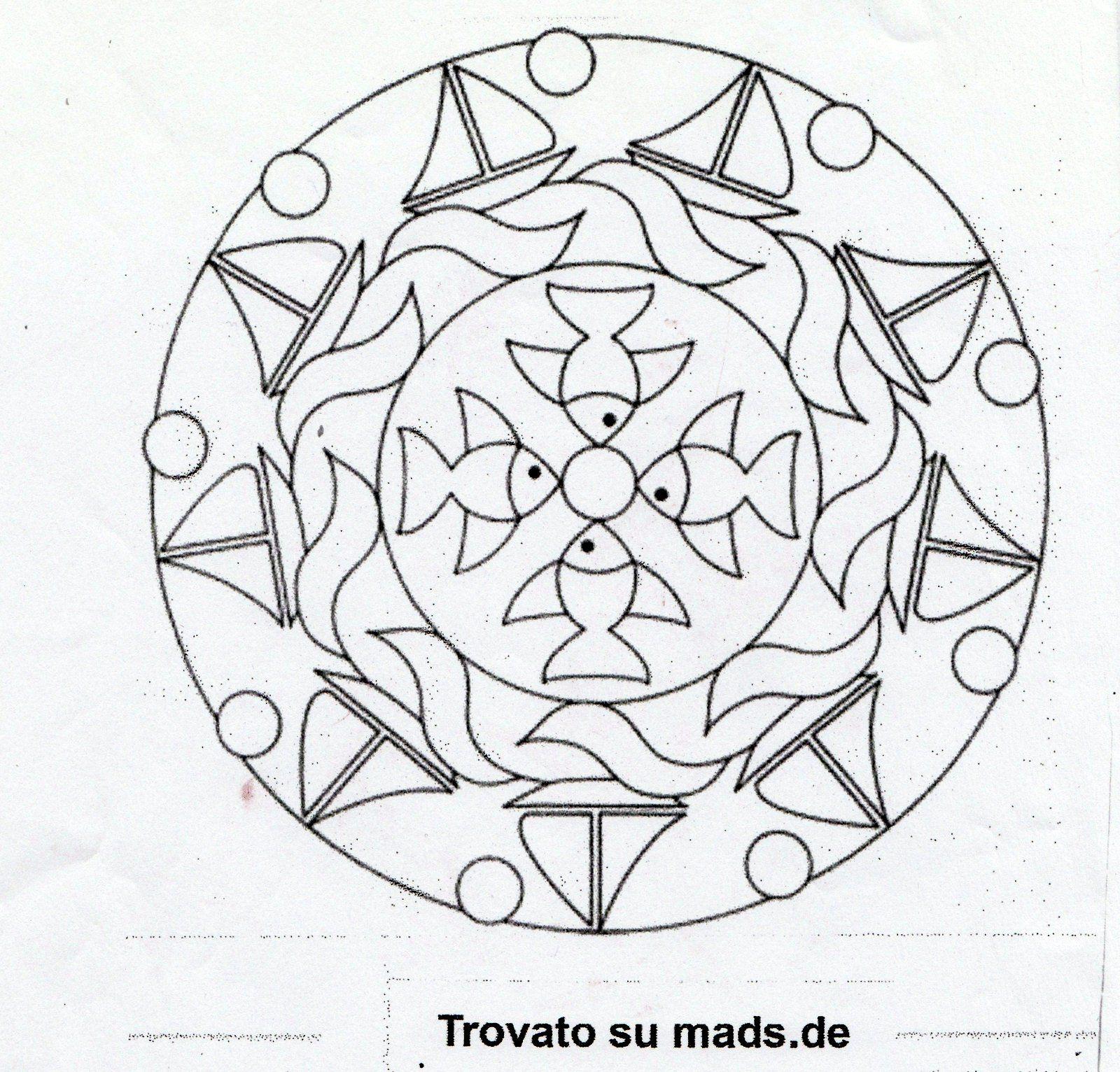 Préférence Maestra Caterina: Un mandala per ogni stagione