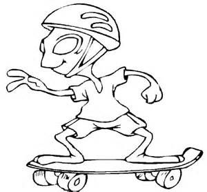 Free Skateboard Coloring Pages Coloring Pages Free Coloring