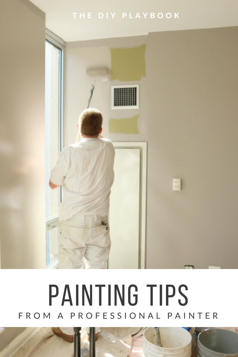 faq s and painting tips from a professional painter diy projects rh pinterest com