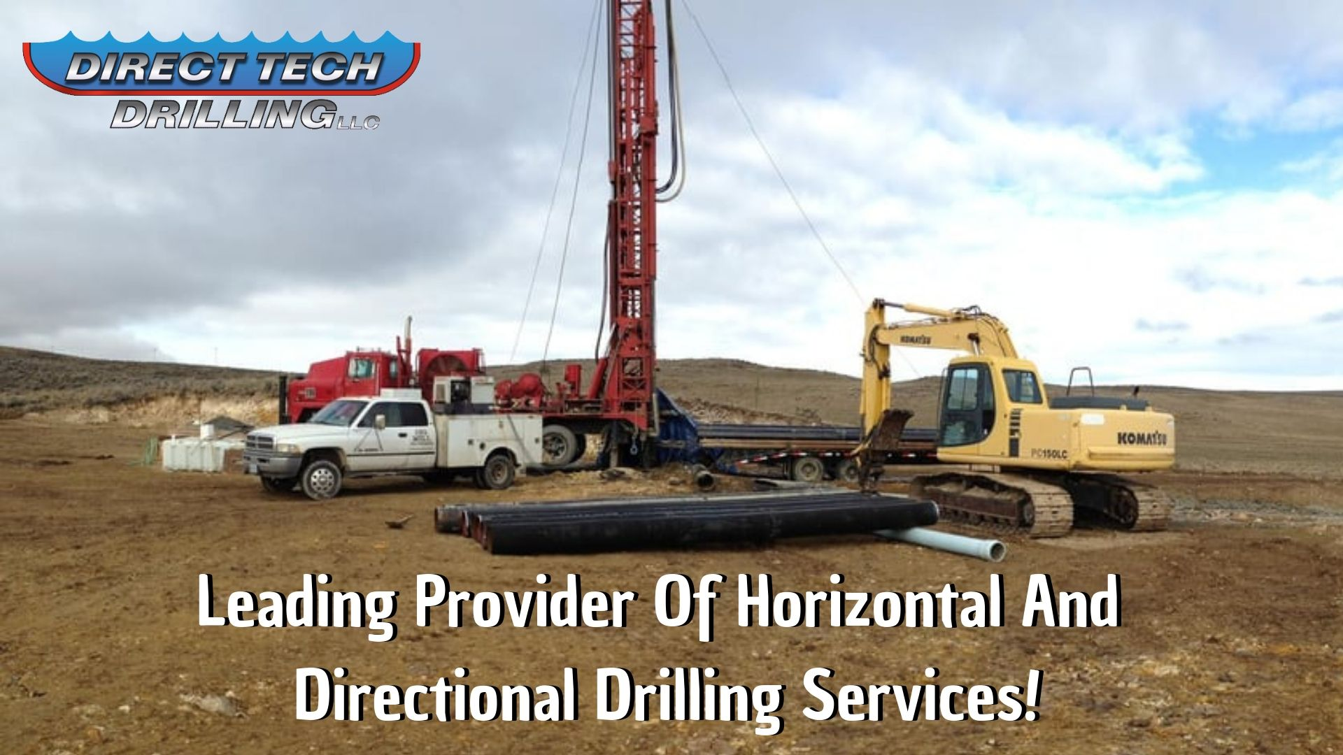 Need underground boring services for your project? Contact