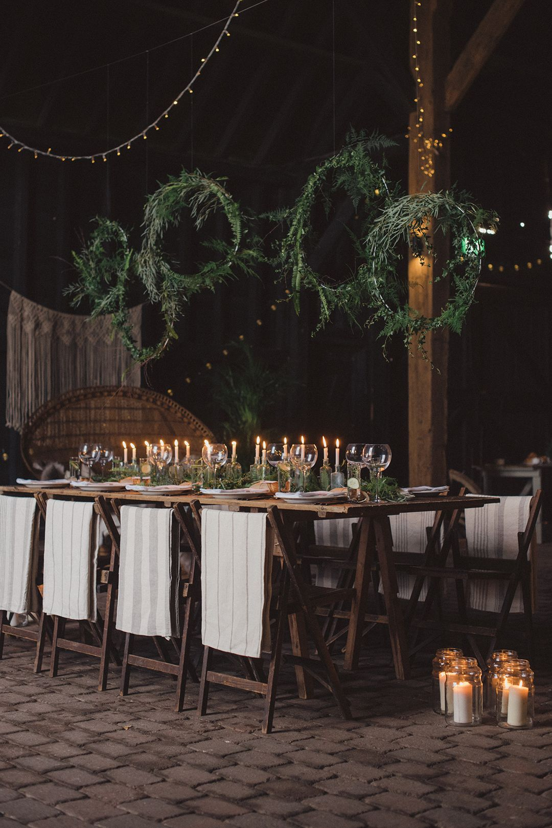 A rustic styled shoot at Elmley Court