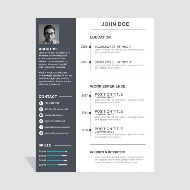 Image Result For Colorful Resume  Do Bc  Resume