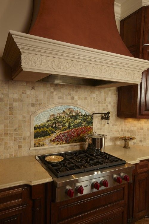 this kitchen mosaic backsplash almost makes me want to give up on a rh pinterest com