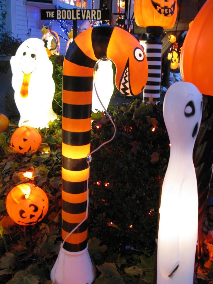 explore whimsical halloween scary halloween and more image result for diy nightmare before christmas outdoor decorations