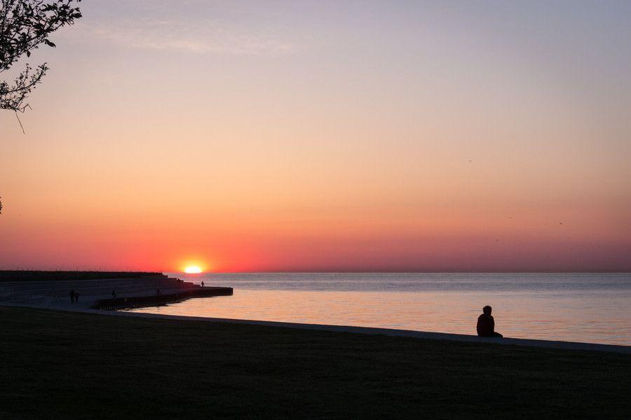 Sunrise at Montrose Harbor by J Michael Jordan on 500px
