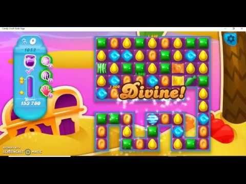 Candy Crush Soda Saga Level 1052 No Booster Candy Crush Games