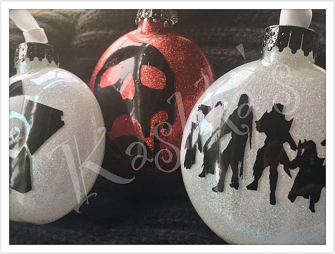 Destiny ornament destiny christmas ornament destiny ghost