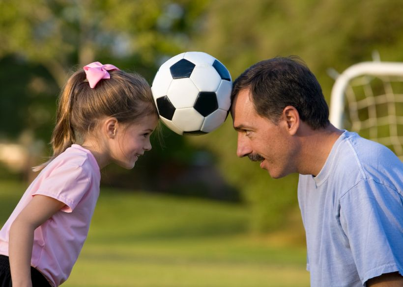 Sports A gamechanger in daddaughter bonding Image
