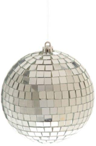 """4"""" mirror disco ball Case of 12"""