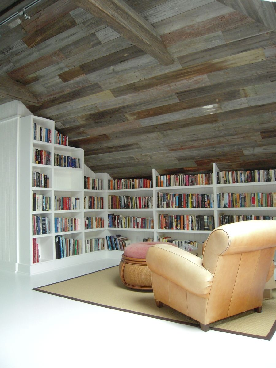 Attic Playroom Ideas Sloped Ceiling Reading Nooks