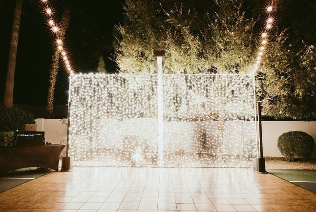20 romantic wedding lighting ideas to make you swoon outdoor rh pinterest com